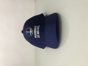 Boné Marinha do Brasil Nova Logo Azul Marinho