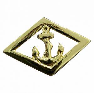 Distintivo Quadro Auxiliar Fuzileiro Naval