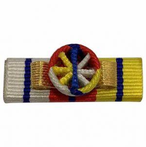 Barreta da Ordem do Mérito Judiciário – Militar Alta Distinção
