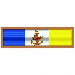 Barreta -  Mérito Acanto Bronze – 1 Folha