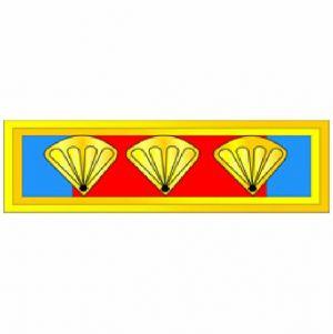 Medalha Mérito Aeroterrestre – Passador de Ouro