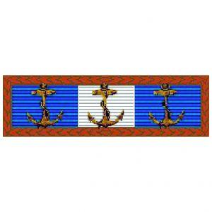 Barreta - Mérito Marítimo – Classe 4