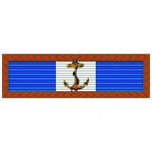 Medalha Mérito Marítimo – Classe 6